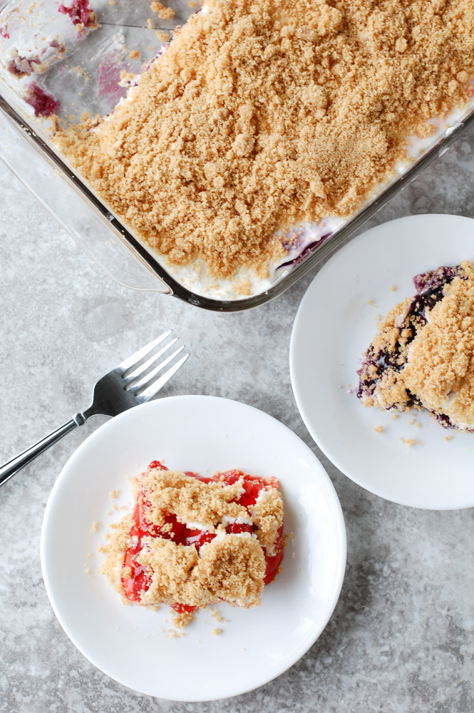 Yum Yum Pie is a delicious no bake dessert. It was one of my Nana's recipes that is still one of my favorites.