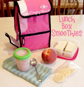 Lunch Box Smoothies-OneGoodThingByJillee