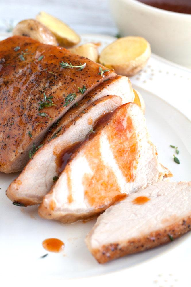 Barbecue Pork Tenderloin