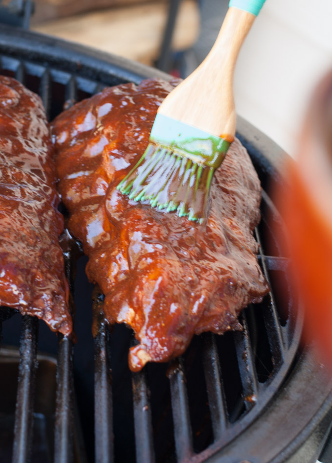 Cherry Cola Grilled Ribs Sauce