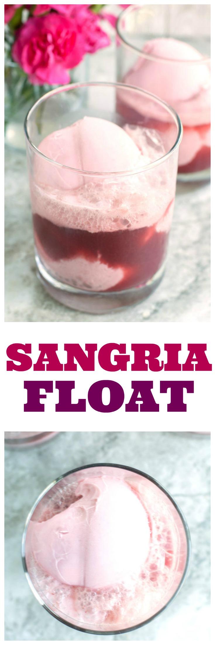sangria floats pin