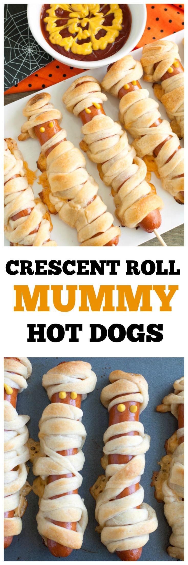 Hot Dog Crescent Roll Bake