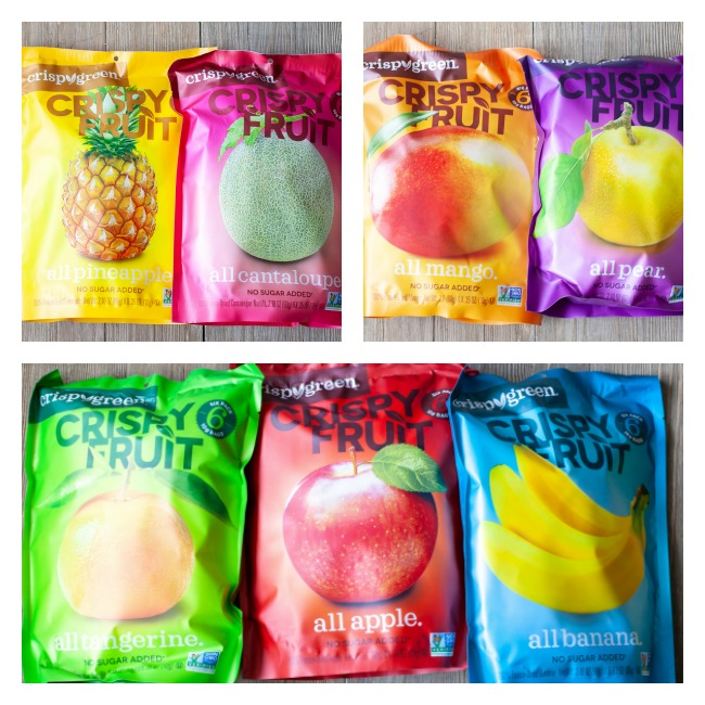 Crispy Fruit Packages