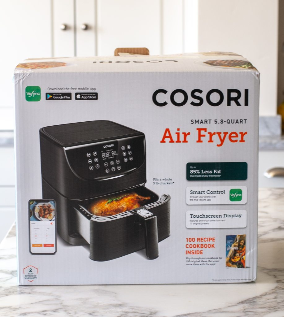 air fryer box