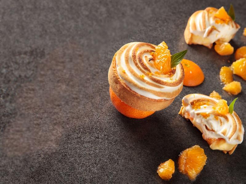 Pie al Mandarino