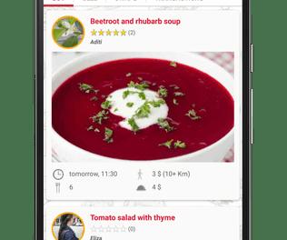 Cook4: una app per i gourmant