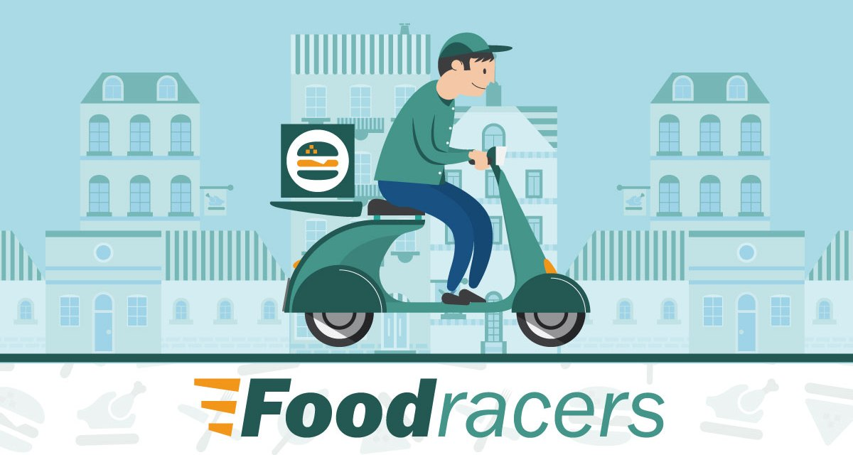 Foodracers il nuovo food delivery