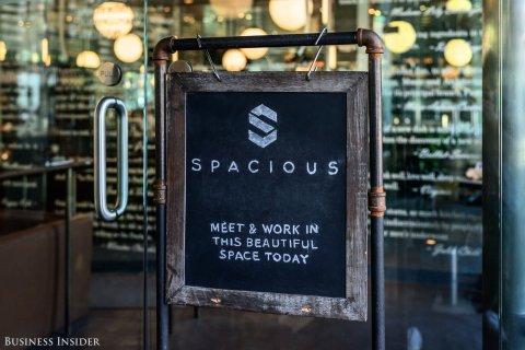 Spacious trasforma i ristoranti di New York in coworking