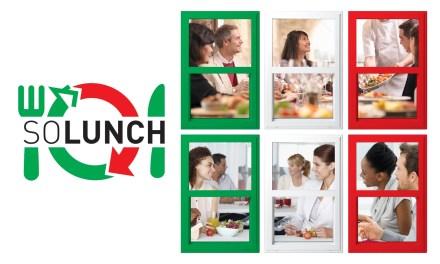 So Lunch la cucina diffusa: offrire, mangiare, socializzare!