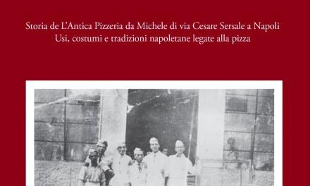 Antica pizzeria da Michele, la sua storia in un libro
