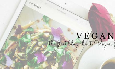 Vegan Set : il sito dedicato ai vegani
