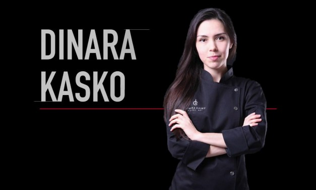 Dinara Kasko : la perfetta coniugazione tra architettura e pasticceria
