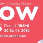 SIGEP 2018: dal 20 al 24 gennaio il salone mondiale del dolciario artigianale