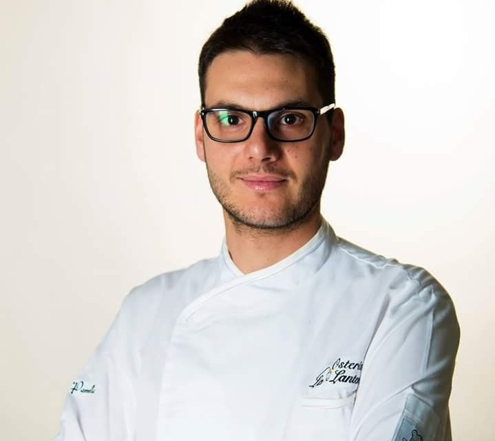 Stefano Parrella: uno chef emergente under 30