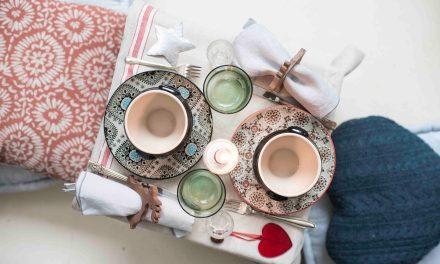 San Valentino: 3 idee per la tavola perfetta!