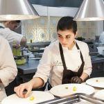Solaika  Marrocco la giovane chef di Primo Restaurant si racconta