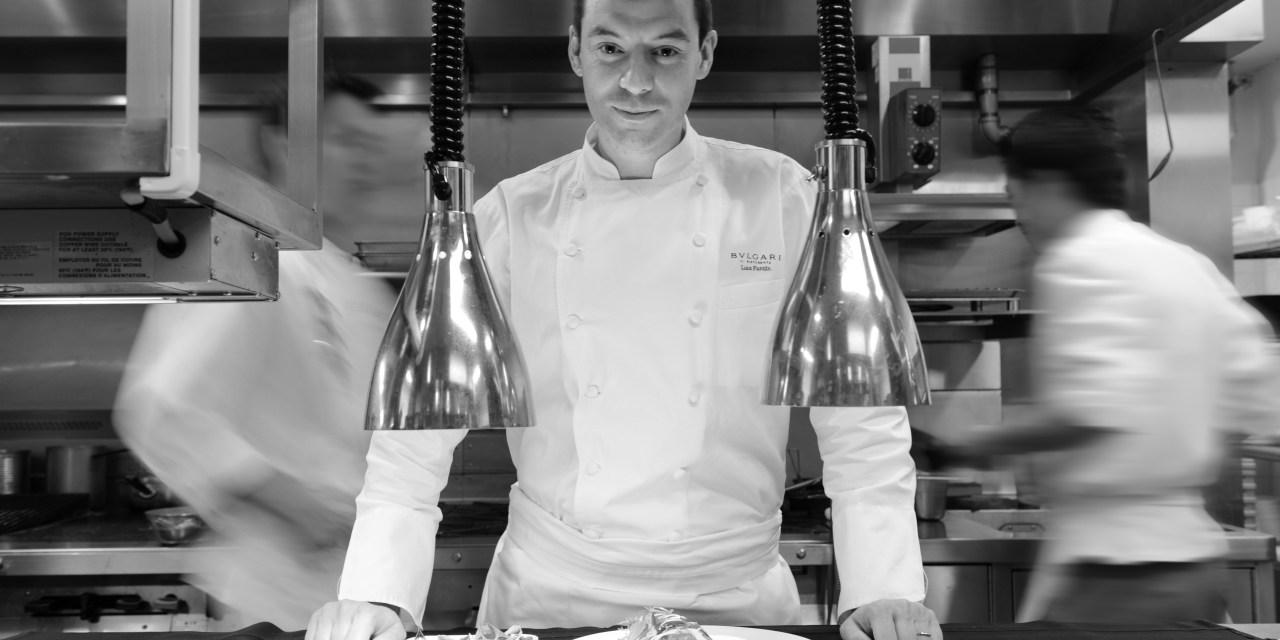 Luca Fantin lo chef stellato che ha conquistato Tokio