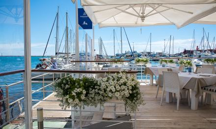 Casamare, a Salerno,  tra cocktail e cucina mediterranea innovativa