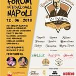 """""""Forum Internazionale dell' Antica Pizzeria Da Michele in the world"""""""