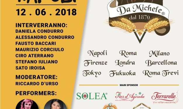 """Forum Internazionale dell' Antica Pizzeria Da Michele in the world"""