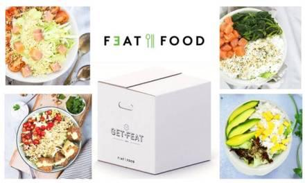 LA DIETA E' UN PROBLEMA? ARRIVA FEAT FOOD