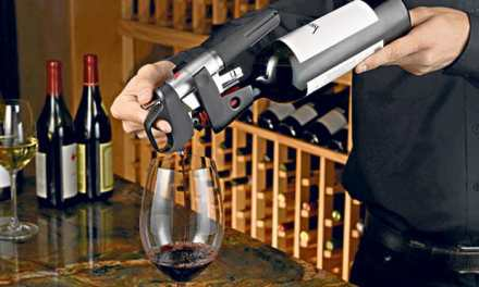Coravin il sistema che rivoluziona la mescita del vino