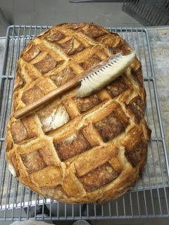 Pane patate e rosmarino by Adriano Del Mastro