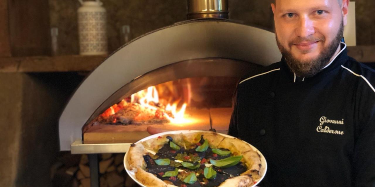 Il Pizzaiolo Vagabondo : Giovanni Calderone si racconta