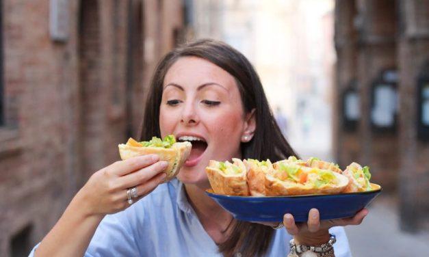 La passione prima di tutto è il segreto della foodblogger Felicia Sangermano