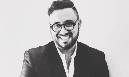 Lo chef Gigi Rana : trasforma la musica  e l'arte in cucina