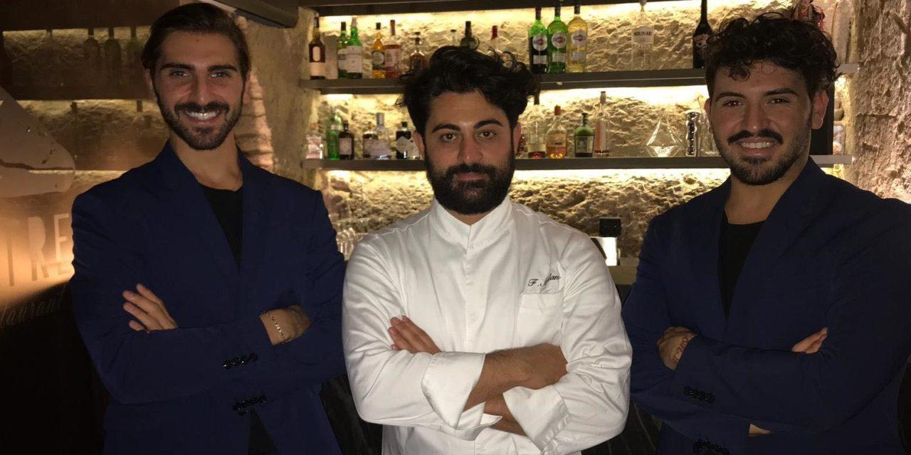 """Attenti a quei """"Tizi"""" di Casa a """"Tre Pizzi"""": intervista allo Chef Francesco Sodano"""