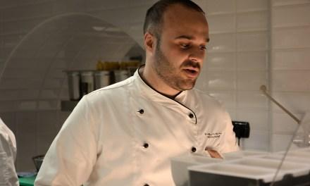 Intervista allo Chef Alessandro Tormolino del Sensi Restaurant di Amalfi