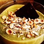 Ricetta del dessert all'avocado