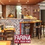 'Farina Pick Your Kind' sbarca a Trastevere: apre Farina Kitchen