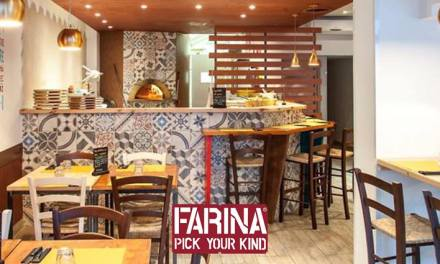 'Farina Pick Your Kind' sbarca a Trastevere: apre Farina Kitchen