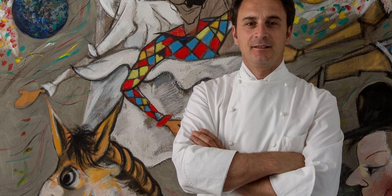 """Chef Nino Di Costanzo a """"Positano Gourmet"""", cena a 4 mani con Luigi Tramontano"""