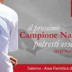 5° Campionato Nazionale PizzaDoc – Nocera Inferiore 12 e 13 novembre