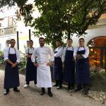 Alessandro Proietti Refigeri lo chef del Villa Naj