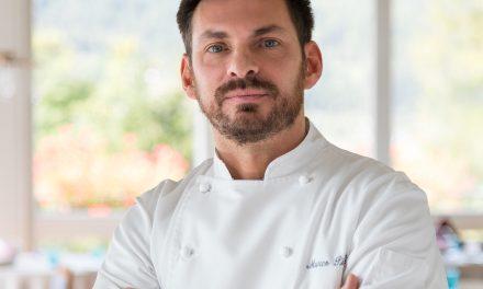 Marco Pinelli lo Chef dell'Hotel Cristallo di Cortina si racconta