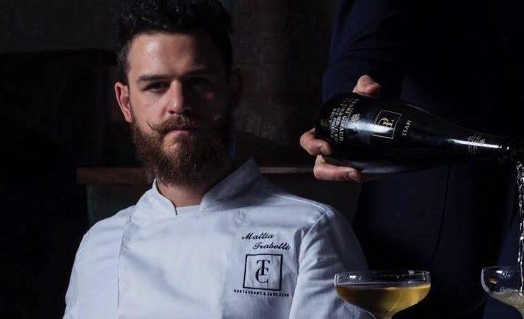 """Mattia Trabetti : lo chef del   """"The Craftsman-Restaurant & jazz club"""""""