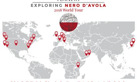 Exploring Nero d'Avola: Parigi e Nairobi concludono il primo tour mondiale