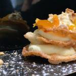 Nasce la MILLEFRITTA, la millefoglie fritta al gusto di pastiera di Isabella De Cham