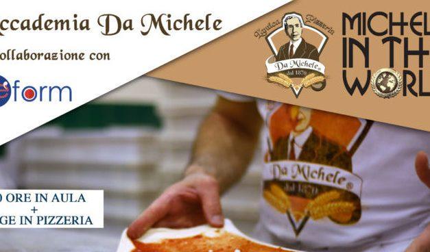 Primo Corso di Formazione per l'apprendimento e perfezionamento dell'arte del pizzaiolo