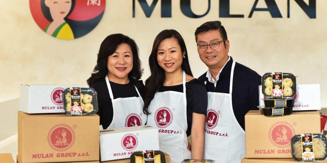 Da un piccolo ristorante agli scaffali di tutta Italia: la storia di Mulan Group
