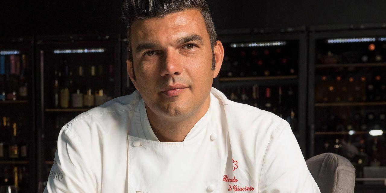 Riccardo Di Giacinto, lo chef stellato che ha conquistato l'Oro