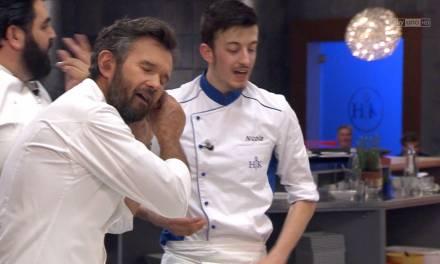 Nicola Pepe vincitore dell'ultima edizione di Hell's Kitchen Italia