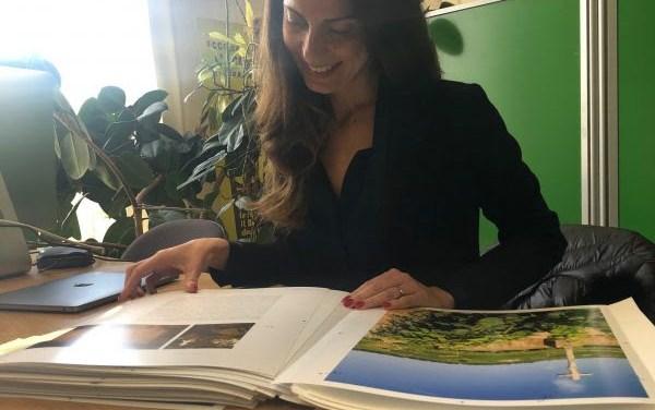 Chiara Giannotti e la cantina perfetTA