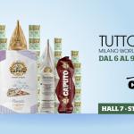 Il Mulino Caputo presenta a Tutto Food di Milano due importanti novità