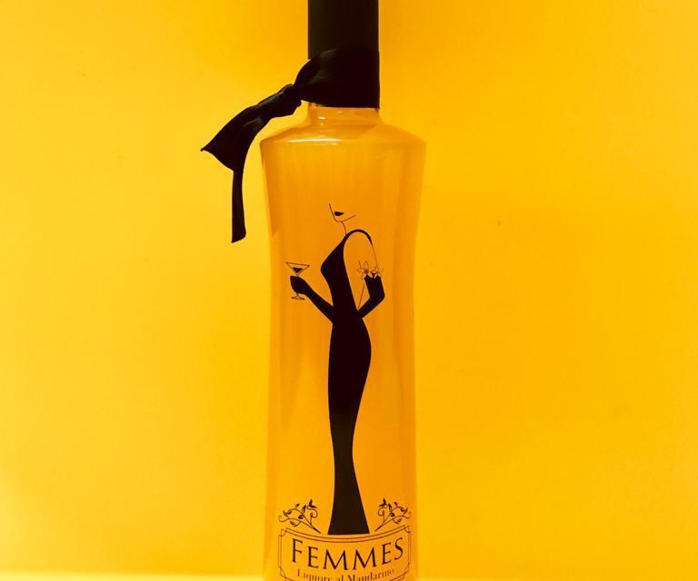Nasce FEMMES, il nuovo liquore al mandarino di Giardini d'Amore. Un omaggio alle donne