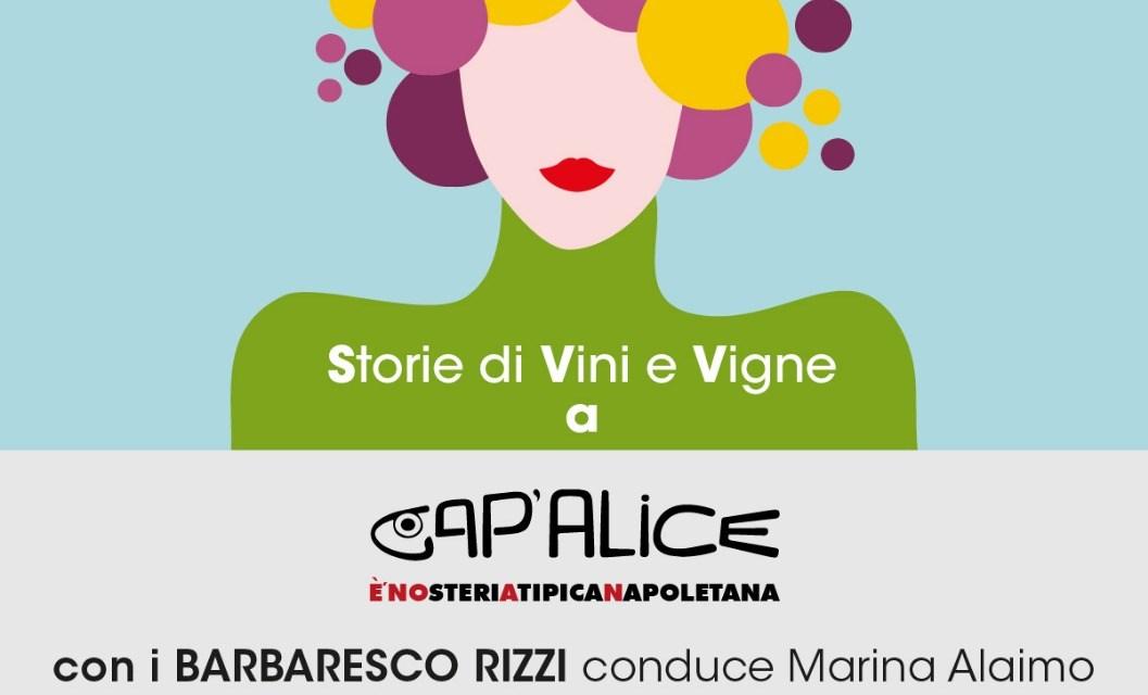 40 anni di Barbaresco Rizzi a Napoli Storie di Vini e Vigne